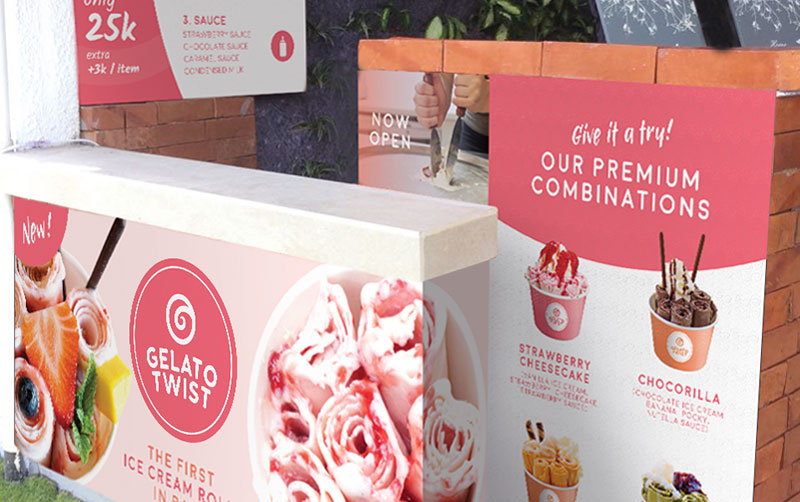Gelato Twist Third Page : Web Design,Graphic Design,Strategy,SEO,Social Marketing,