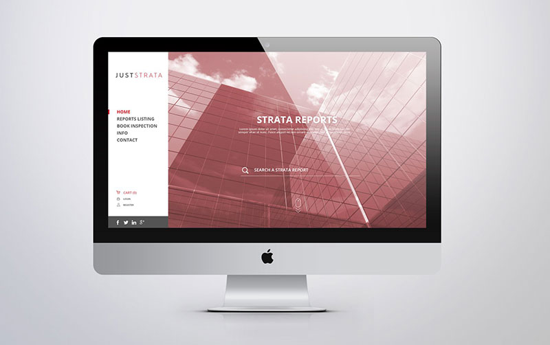 Just Strata Home Page : Web Design,Graphic Design,Strategy,SEO,Social Marketing,