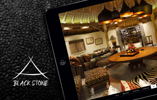 Villa Black Stone by Bali Web Design Agency