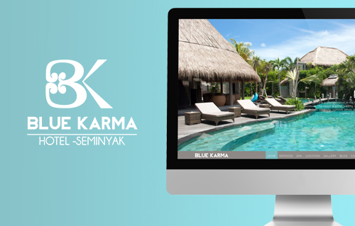 Blue Karma Hotel by Bali Web Design Agency