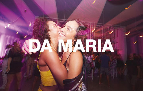 Da Maria by Bali Web Design Agency