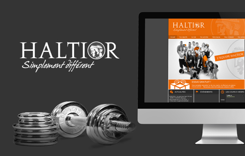 Haltior by Bali Web Design Agency