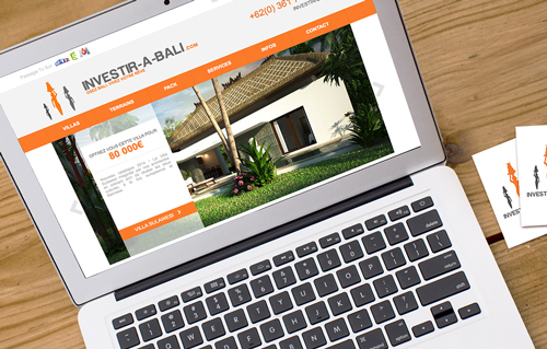 Investir a bali by Bali Web Design Agency