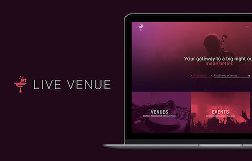 Live Venue by Bali Web Design Agency