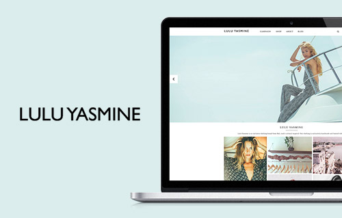 Lulu Yasmine by Bali Web Design Agency