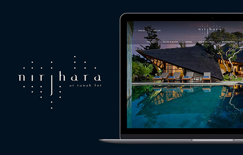 Nirjhara by Bali Web Design Agency