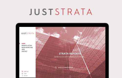 Just Strata by Bali Web Design Agency