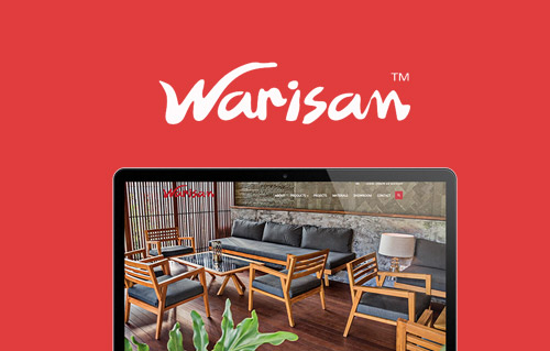 Warisan by Bali Web Design Agency