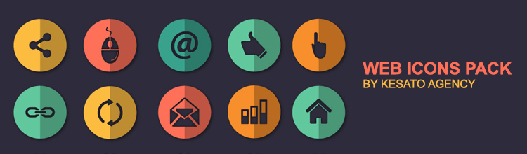 KESATO Web Icons Pack