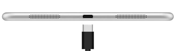 USB Type-C of the future USB 3.1 connector