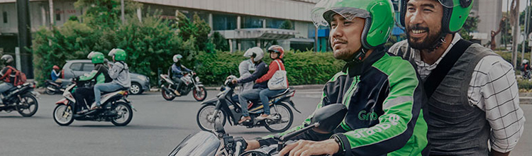 Grabhitch punched Gojek